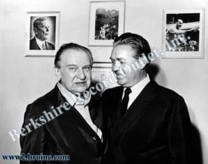 Fritz Reiner and Jussi Bjoerling