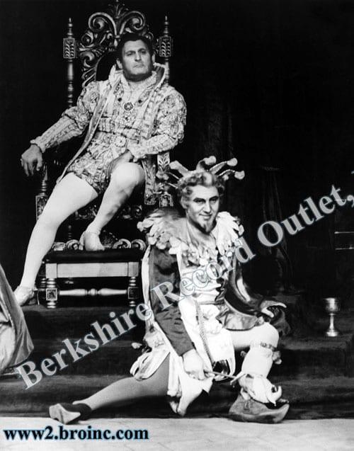 Richard Tucker and Ettore Bastianini