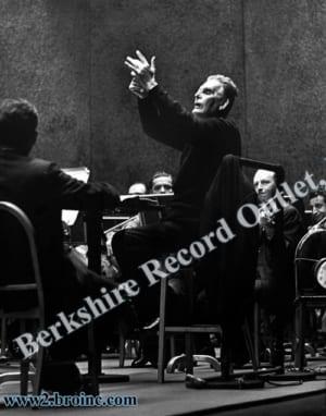 Otto Klemperer in rehearsal
